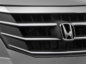 Honda начинает раскрывать внешность новой модели