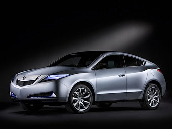 Новая модель Honda получит название Accord Crosstour