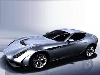Ателье Zagato разработало для Южной Африки новый суперкар
