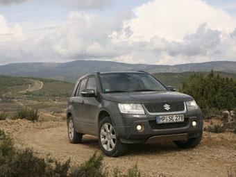 Suzuki Grand Vitara подешевел на 175 тысяч рублей