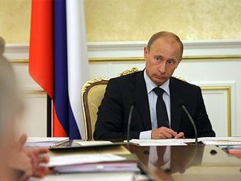 Путин призвал строить в России заводы по выпуску автокомпонентов