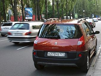 В украинских городах разрешили ездить со скоростью 100 километров в час