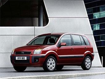 Ford Fusion подешевел в России на 107 тысяч рублей