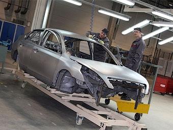 Российские заводы Toyota и Nissan возобновили выпуск автомобилей