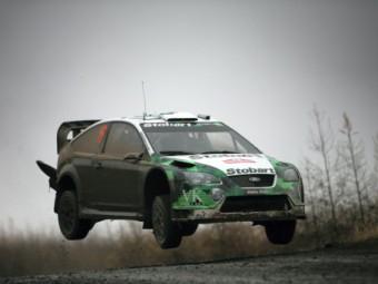 Галли и Дюваль поедут за Stobart M-Sport Ford