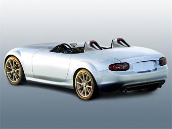 Ко Франкфурту Mazda превратит модель MX-5 в спидстер