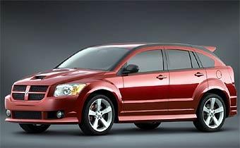 """Dodge Caliber получает """"горячую"""" версию"""