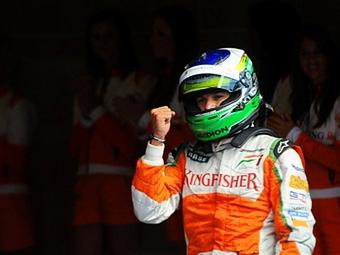На Гран-при Италии за команду Ferrari выступит Физикелла