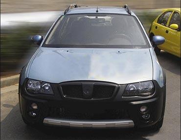 Nanjing начал выпуск еще двух моделей Rover