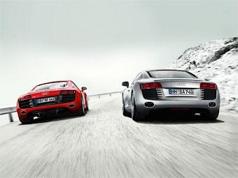 Audi R8 станет электрокаром