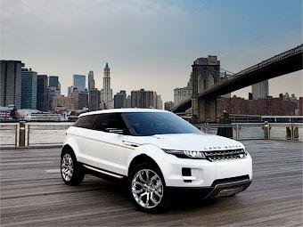 Компания Land Rover подтвердила выпуск самого маленького Range Rover
