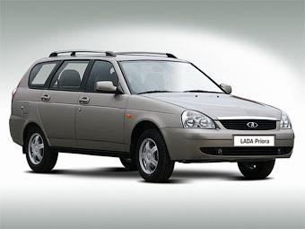 Универсалы Lada Priora будут продавать в Европе