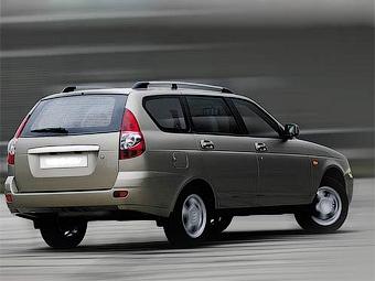 Производство универсалов Lada Priora начнется в мае