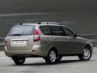 """Производство Lada Priora с кузовом """"универсал"""" начнется в 2009 году"""