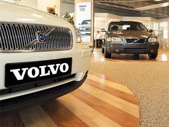 Крупнейший в Европе дилерский центр Volvo переключился на торговлю VW