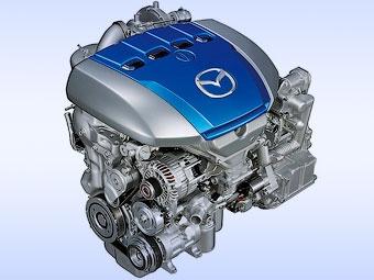 Mazda покажет в Токио новое семейство экономичных двигателей