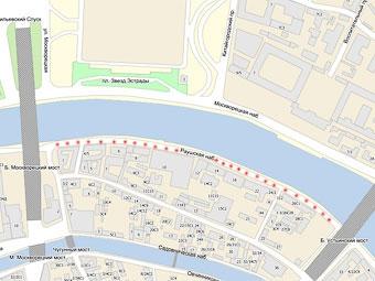 Движение по Раушской набережной откроют раньше срока