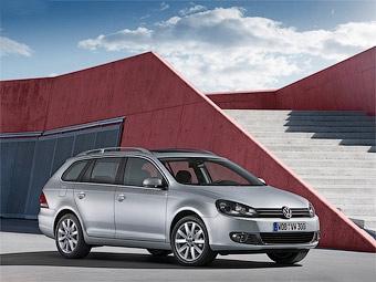 Новый VW Golf стал универсалом