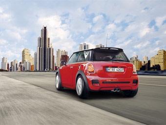 MINI готовит конкурента VW Golf GTI