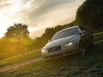 """Volvo отзывает автомобили из-за неработающих """"дворников"""""""
