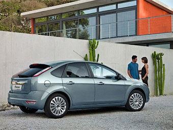 Ford Focus стал самой популярной иномаркой в Москве