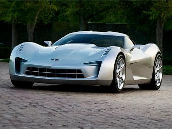 Новый Chevrolet Corvette появится через три года