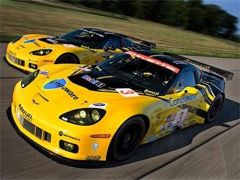 Компания Chevrolet подготовила для Ле-Мана новый гоночный Corvette