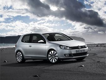 Самой продаваемой моделью в Европе стал VW Golf