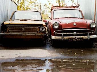 Доля старых машин на Дальнем Востоке достигла 75 процентов