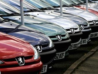 Россияне предпочитают машины 2008 года выпуска