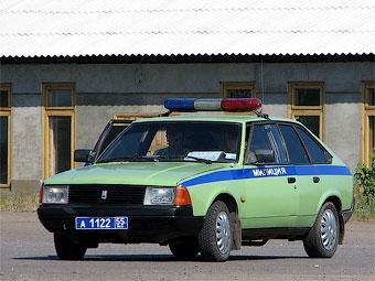 Каждый седьмой омский милиционер не знает ПДД