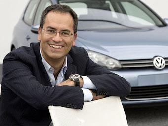 Дизайнер VW разработает новый стиль Ferrari