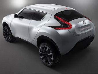 Дизайнер Nissan рассказал о внешности серийного кроссовера Qazana