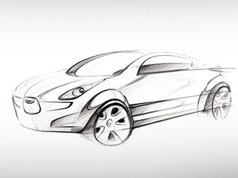 На автосалоне в Детройте Subaru покажет концепт-купе