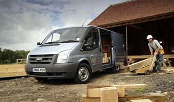 "Ford Transit стал ""Фургоном года 2007"""