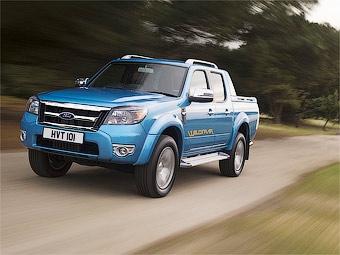 Обновленный Ford Ranger подорожал в России на 204 тысячи рублей