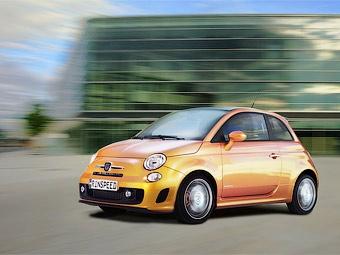 Швейцарцы научили Fiat 500 Abarth менять мощность мотора