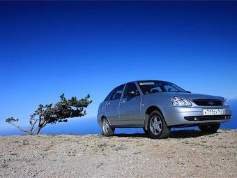В Чечне будут выпускать Lada Priora