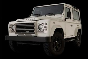 Land Rover подготовил особую версию Defender
