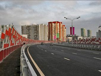 Звенигородский проспект достроят до конца 2008 года
