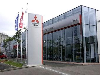 Mitsubishi выкупит треть своего российского дистрибьютора