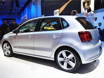"""""""Заряженный"""" VW Polo получит 200-сильный мотор"""