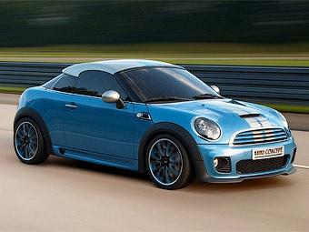 Компания BMW подтвердила запуск в серию купе и родстера MINI