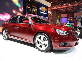 Chevrolet Cruze будет оснащаться четырьмя новыми моторами