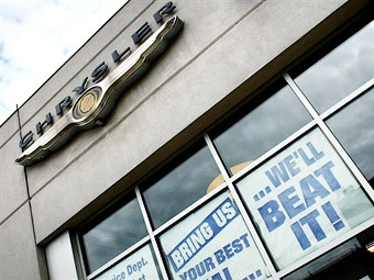 Chrysler полностью остановил производство автомобилей