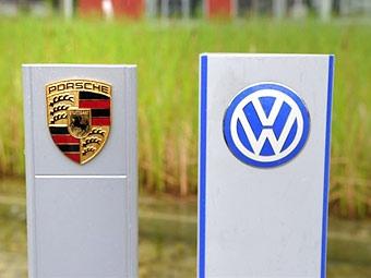 Porsche и VW отказались от взаимных поглощений в пользу слияния