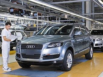 Audi получила рекордную прибыль