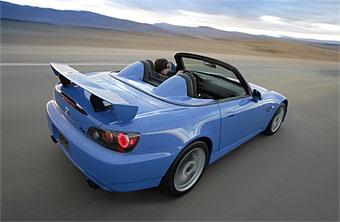 Облегченная Honda S2000 получила 257-сильный мотор