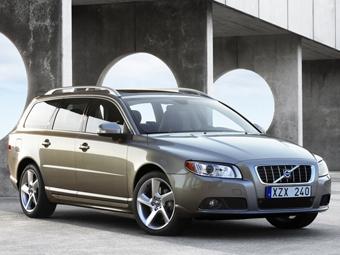 Volvo отзывает 18 тысяч автомобилей