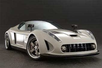 """Итальянцы переделали Corvette Z06 в """"карбоновый"""" суперкар"""